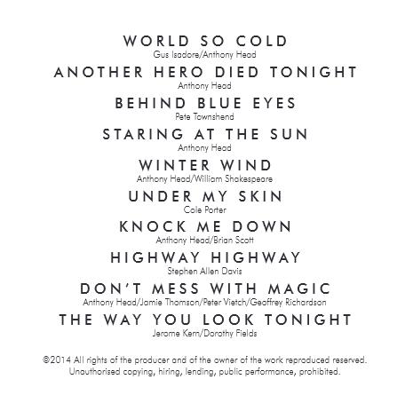Anthony Head | Music